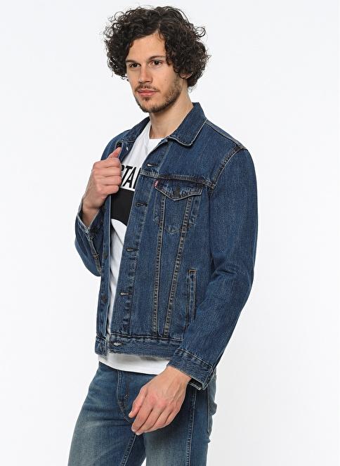 Levi's® Jean Ceket Taş